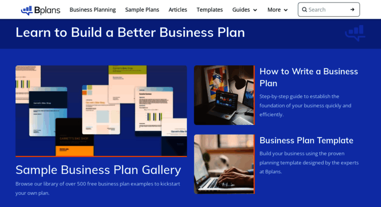 the best business plan