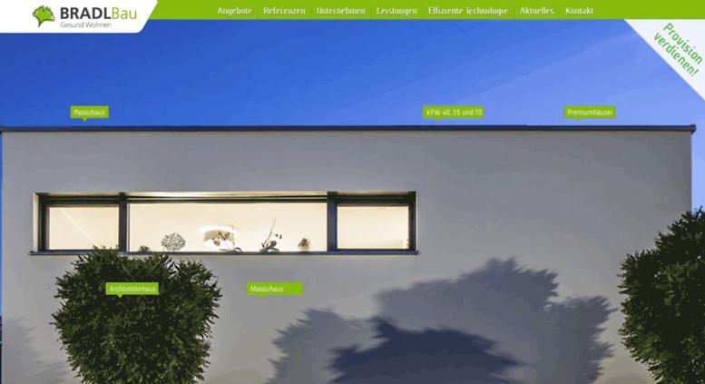 Massivhaus Bayern access bradl bau de das bauunternehmen in bayern für ihr