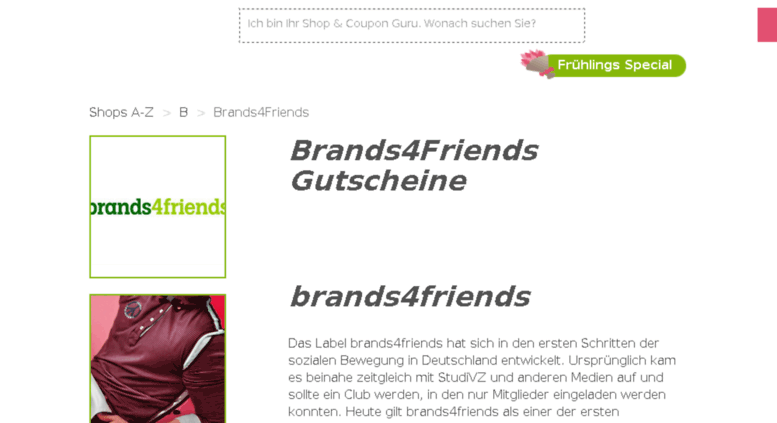 Brands4friends De access brands4friends gutscheincodes de brands4friends gutschein