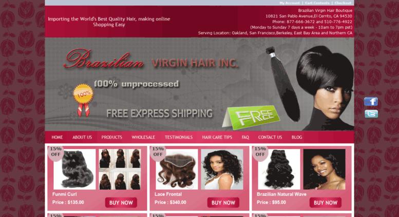 Access Brzhair Buy Brazilian Virgin Hair Extensions Online