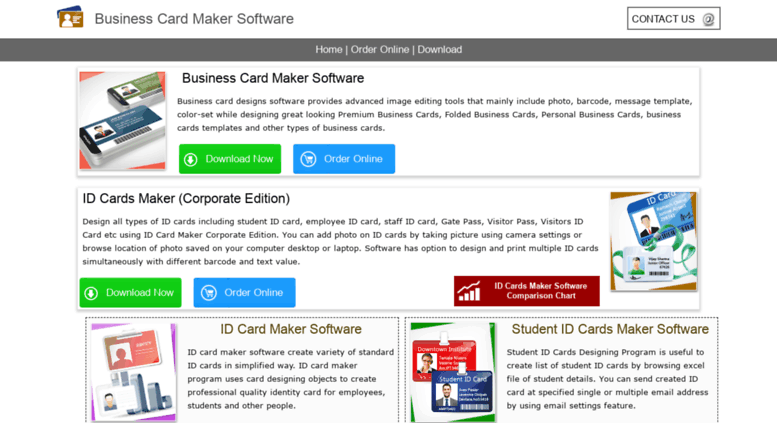 Access businesscardmakersoftware business card maker software businesscardmakersoftware screenshot reheart Images