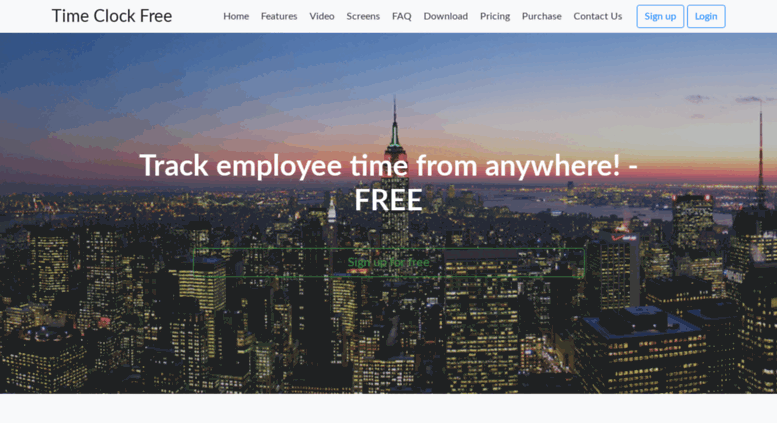 access busycode com timeclockfree com web based free online time