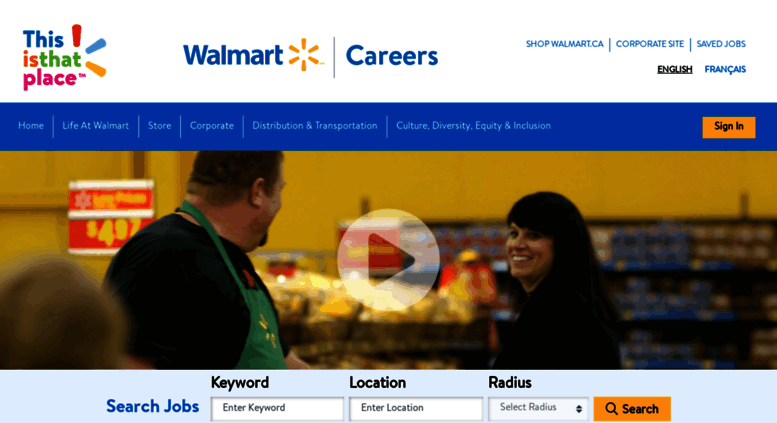 Accessify  Walmart Careers