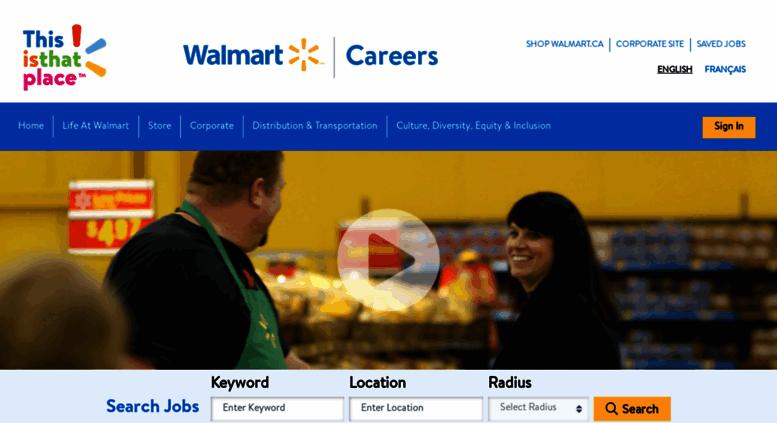 Accessify  Walmart Careers