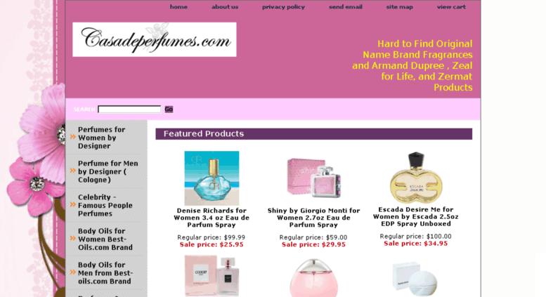 Access casadeperfumes.com. Casa de Perfumes Best Perfume Body Oils ...