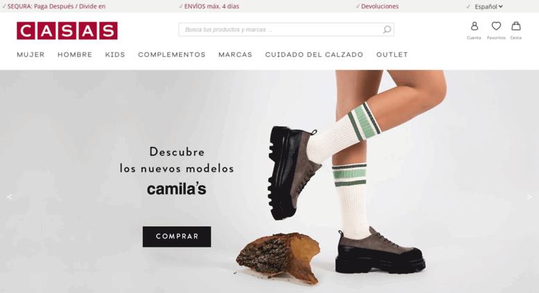 Access casasclub. Zapatos online, compra compra compra calzado de marcas en CASAS 6ec466