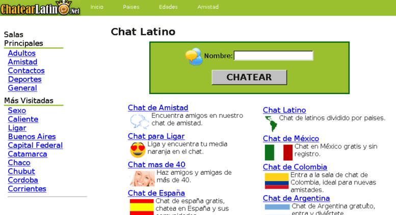 el Chat Latino