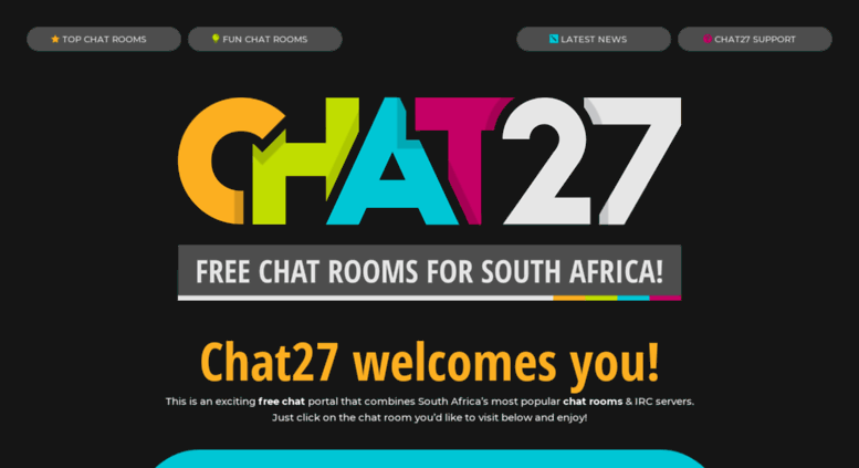 Free Chat Site In South Africa