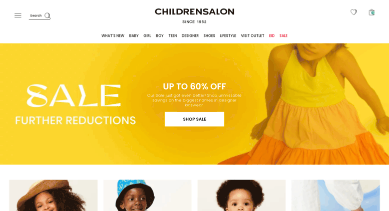 access childrensaloncom kids designer clothes