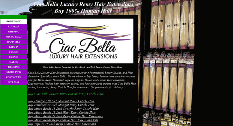 Access Ciaobellaextensions Buy The Best Human Remy Hair