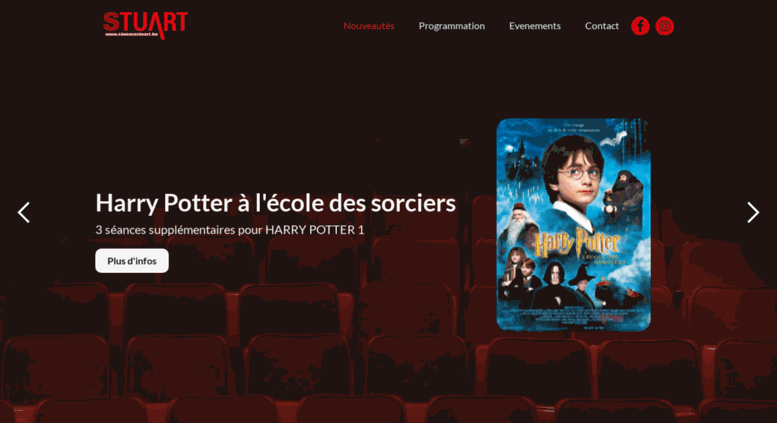 cinema stuart anniversaire