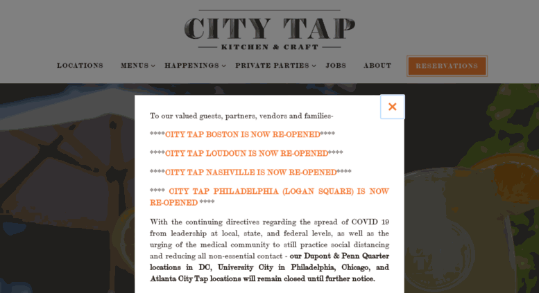 ... City Tap House Www Citytaphou Access Citytaphousedc Top Restaurants  Near Washington Dc