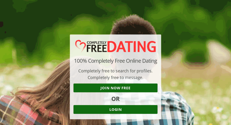 Truly free dating