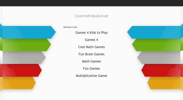 Access coolmath4kids4.net. Coolmath4kids - Cool Math 4 Kids - Free ...