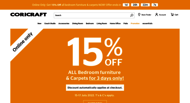 Access Coricraftcoza Coricraft Furniture Store And Manufacturer