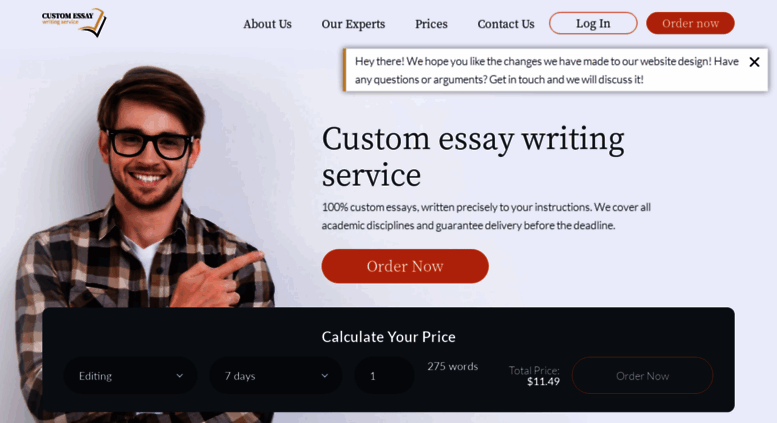 Uk university custom essays