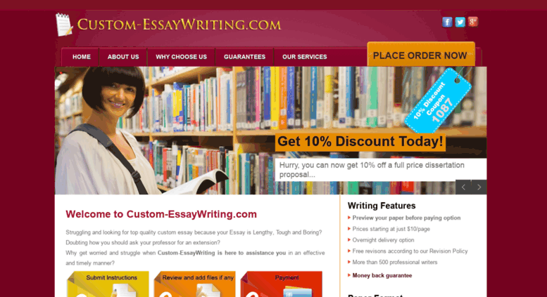 Science Fiction Essay Custom Essay Writing Service  Customessaywritingcom  Providing You With  The Highest Level Of Gua Thesis Statement Examples For Essays also Example Of An Essay Proposal Access Customessaywritingcom Custom Essay Writing Service  How To Write A Business Essay