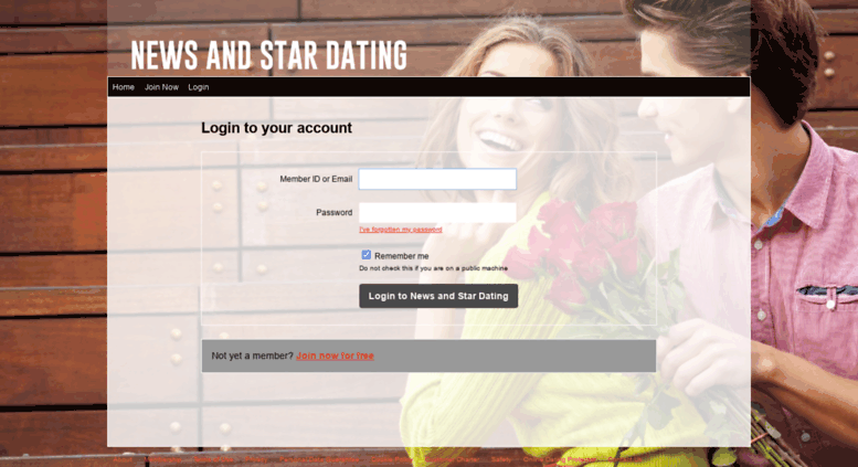 News and star dating site