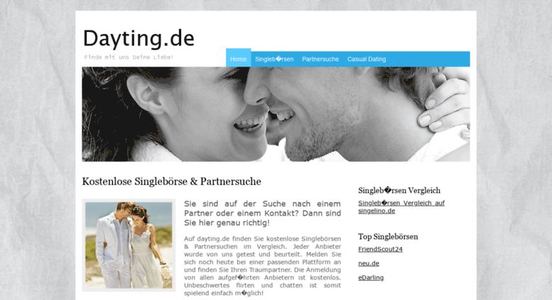 Stiftung Warentest zur Online-Partnersuche: Eine