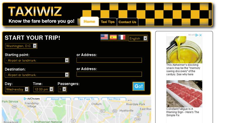 taxi fare finder