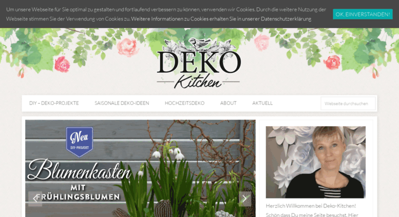Deko Kitchen.de Screenshot
