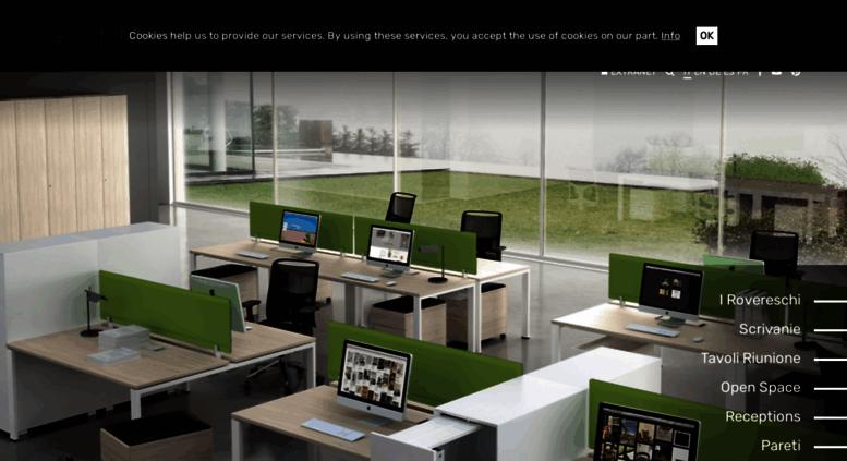 Mobili Per Ufficio Della Rovere : Access dellarovere arredamento e mobili per ufficio della
