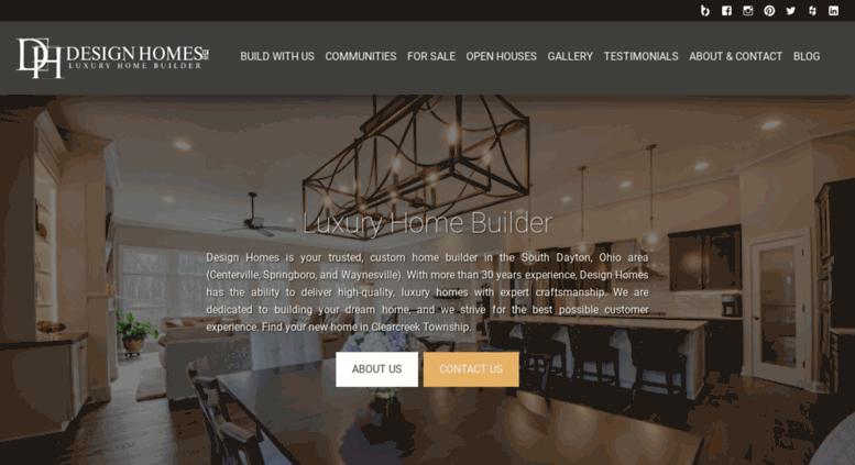Design Homes U2013 Greater Dayton Custom Home Builders