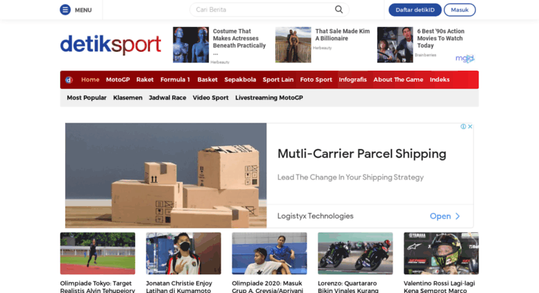 Access detiksport informasi berita seputar dunia olahraga terbaru stopboris Choice Image