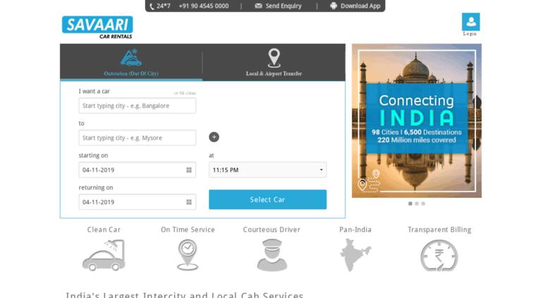 Access Dev Alphasavaari Com Car Rental Car Hire Taxi Service