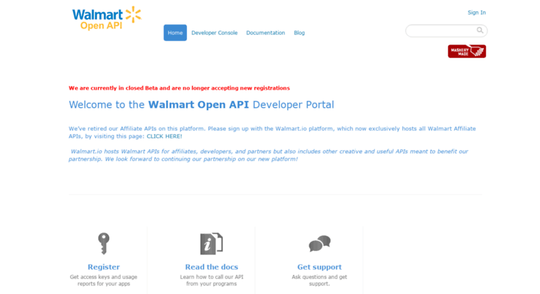 access developer walmartlabs com walmart open api welcome to the