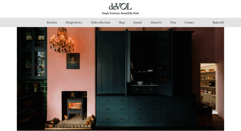 Access devolkitchens.co.uk. deVOL Kitchens - Simple Furniture ...