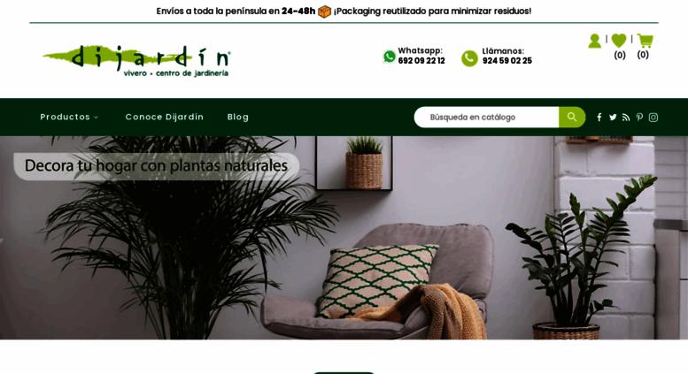 Access dijard n plantas de interior for Plantas de interior online