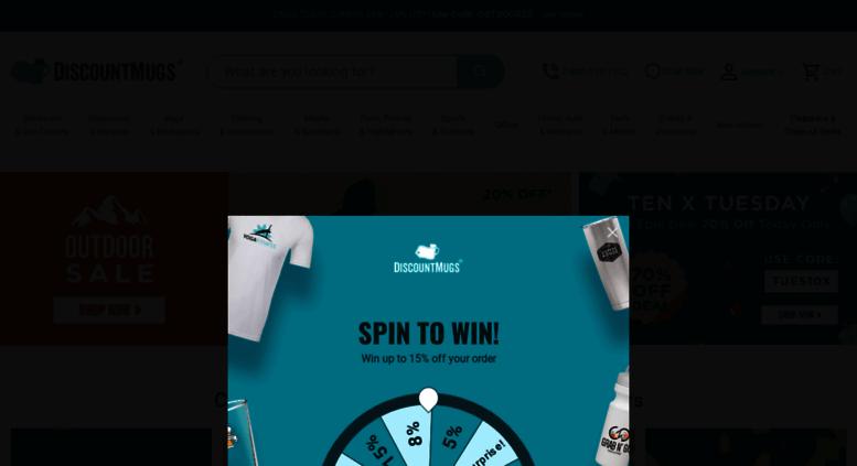 access discountmugs com custom promotional items logo giveaways