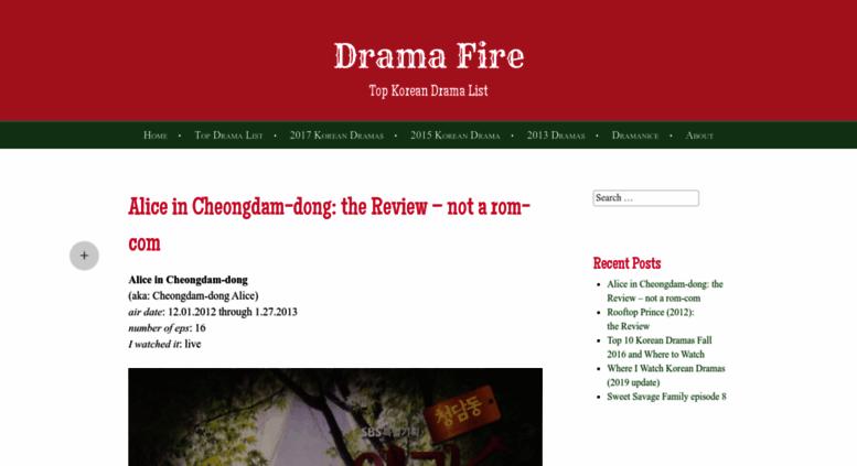 Access dramafirewordpress drama fire top korean drama list stopboris Choice Image
