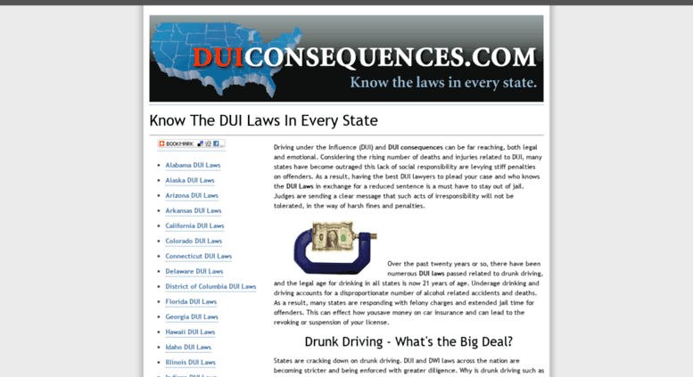 dui consequences