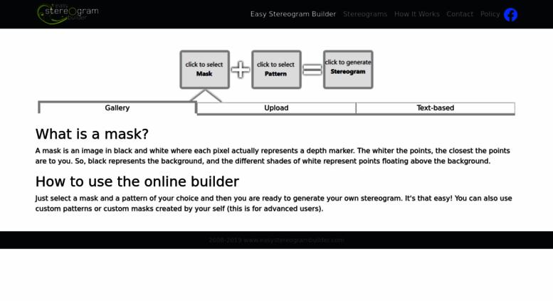 access easystereogrambuilder com easy stereogram builder