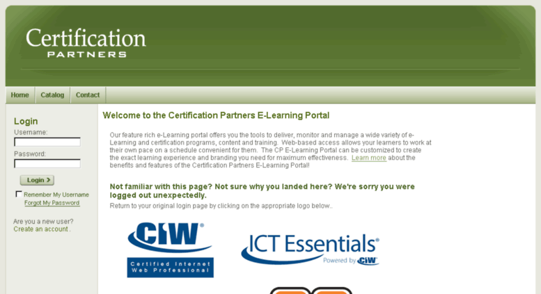 Access Education2certification Partners Certification Partners