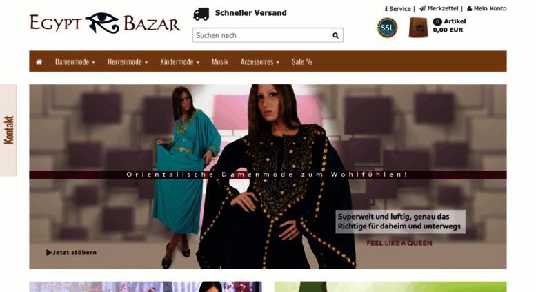 59246a5765c710 Access egyptbazar.de. Kaftan Mode Orient-Shop   Orientalische Kleidung