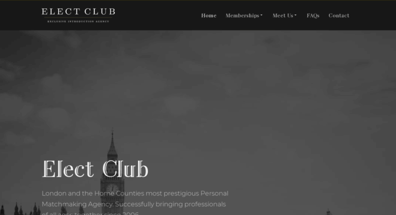 Club uk dating agencies