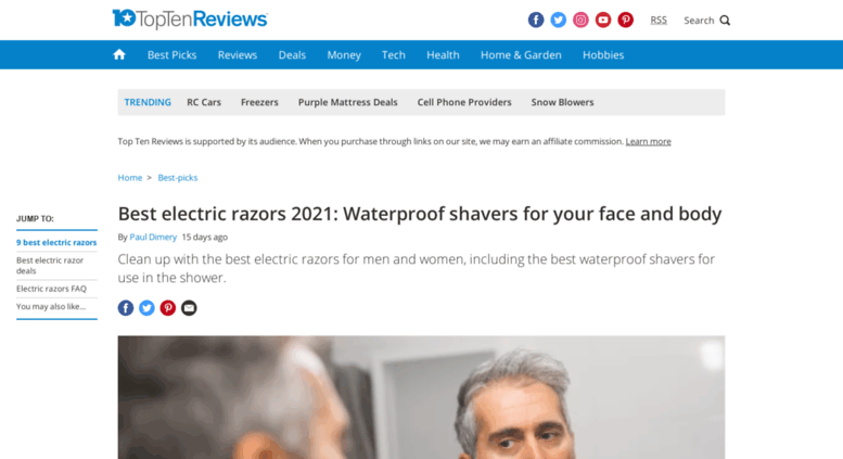 Access electric head shaver reviewptenreviews best head access electric head shaver reviewptenreviews best head shavers 2018 electric razors designed for heads solutioingenieria Images