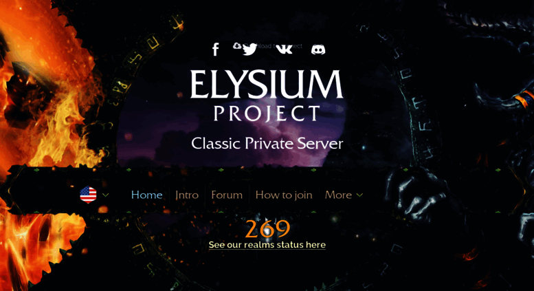 access elysium project org elysium project classic wow server