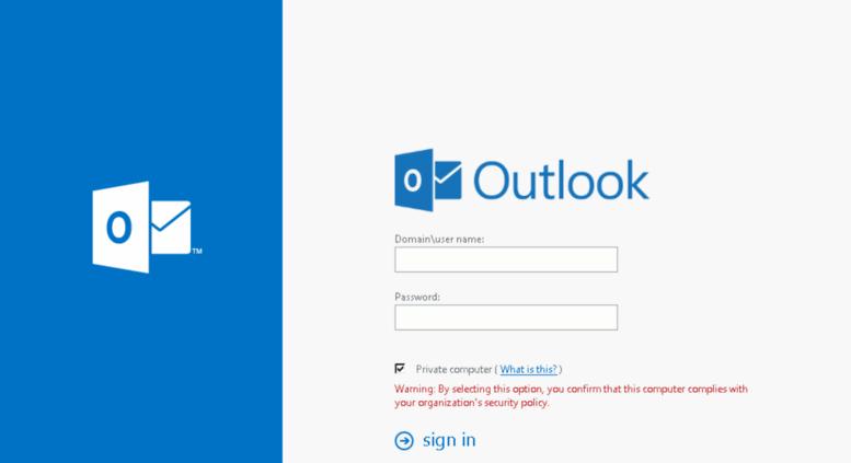 access email o365 mdlz com outlook