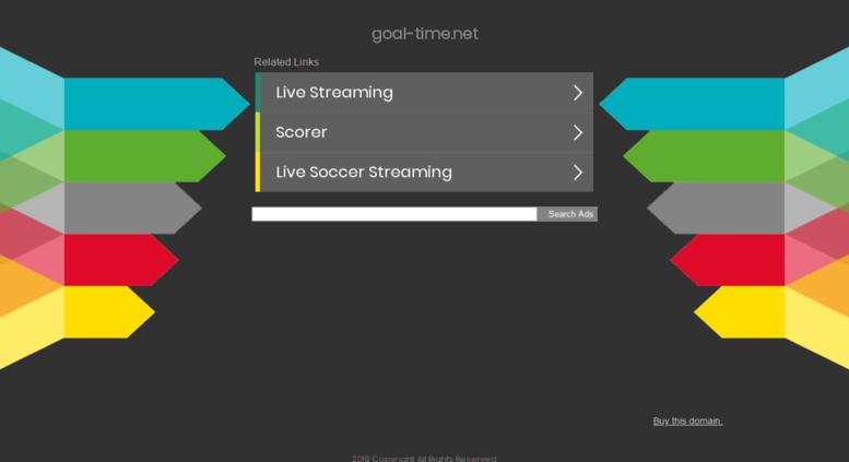 Goal Time Net
