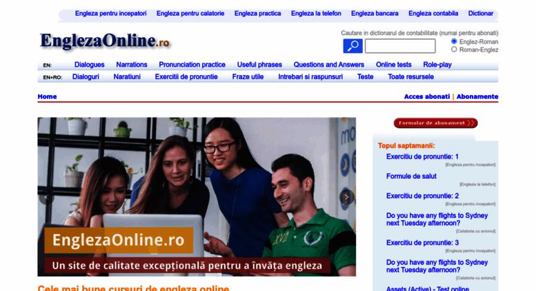 Fonetica limbii engleze online dating