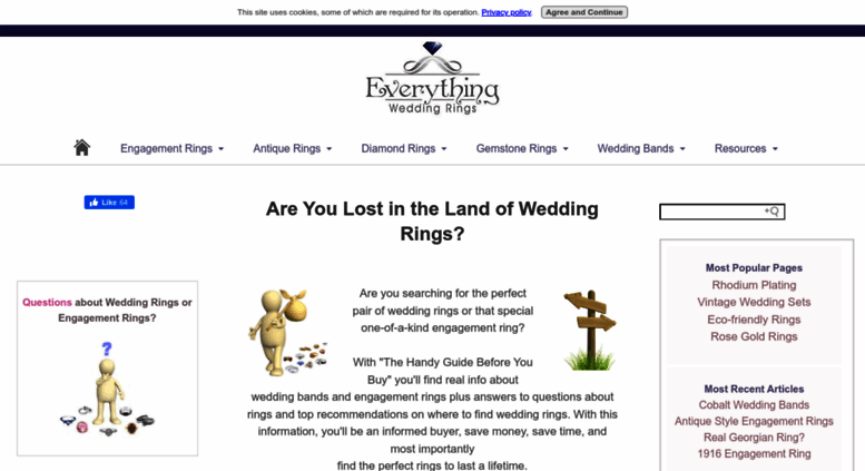 access everything wedding ringscom everything wedding rings the handy guide before you buy - Wedding Ringscom
