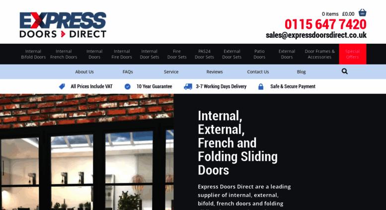 Access Expressdoorsdirect Buy Internal External Bifold
