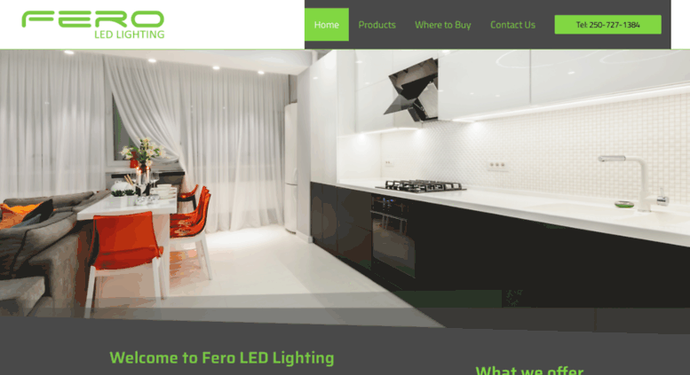 Home - Fero Led Lighting  sc 1 st  Accessify & Access feroled.com. Home - Fero Led Lighting