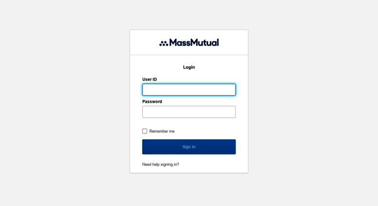mass mutual field net Access fieldnet.massmutual.com. MassMutual Financial Group - Sign In
