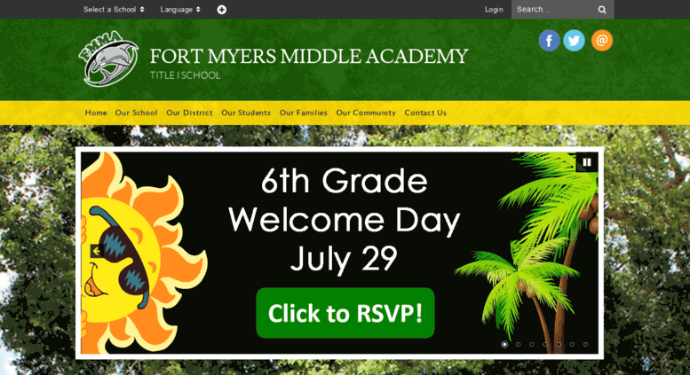 fort myers middle academy
