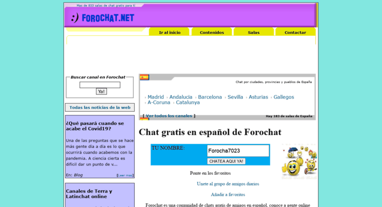 chat gratis net chat
